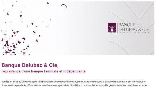 delubac logo