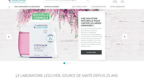 laboratoire lescuyer