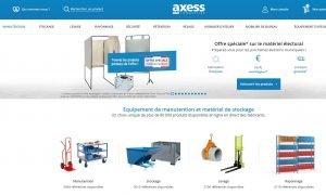 axess industries