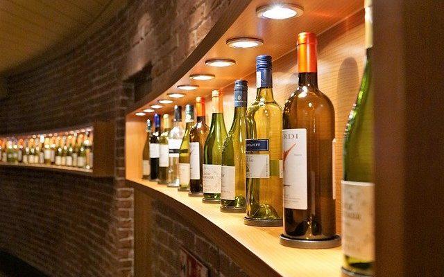 aménager cave à vins
