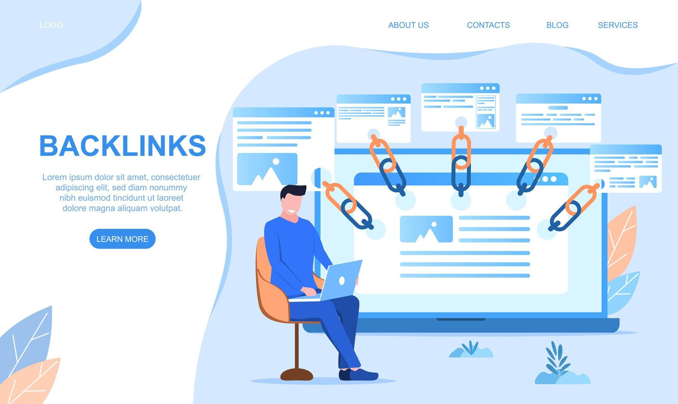 Les backlinks, piliers du netlinking