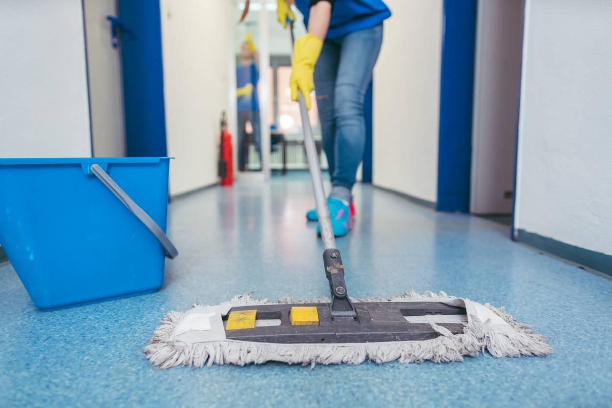 entretien et nettoyage de bureaux et locaux professionnels