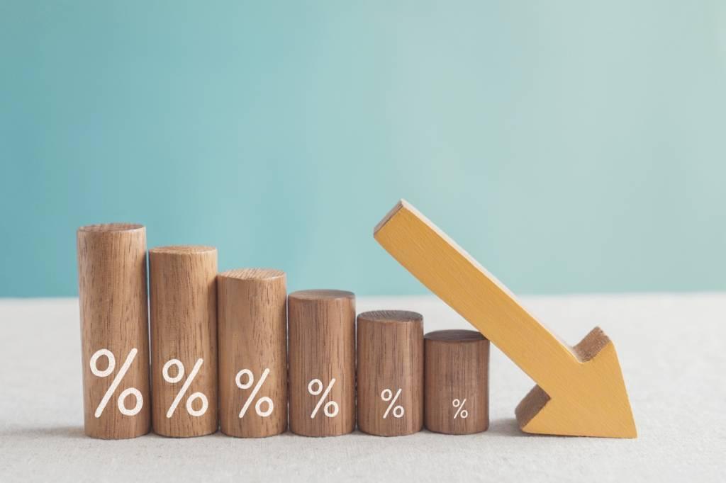 taux de crédit immobilier en baisse