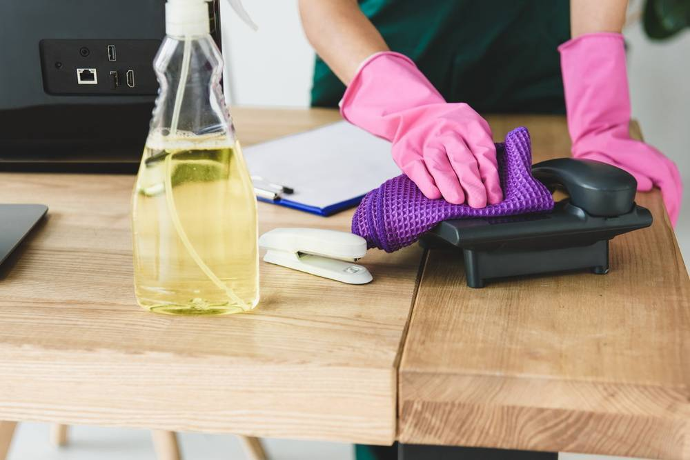service nettoyage bureaux écologique