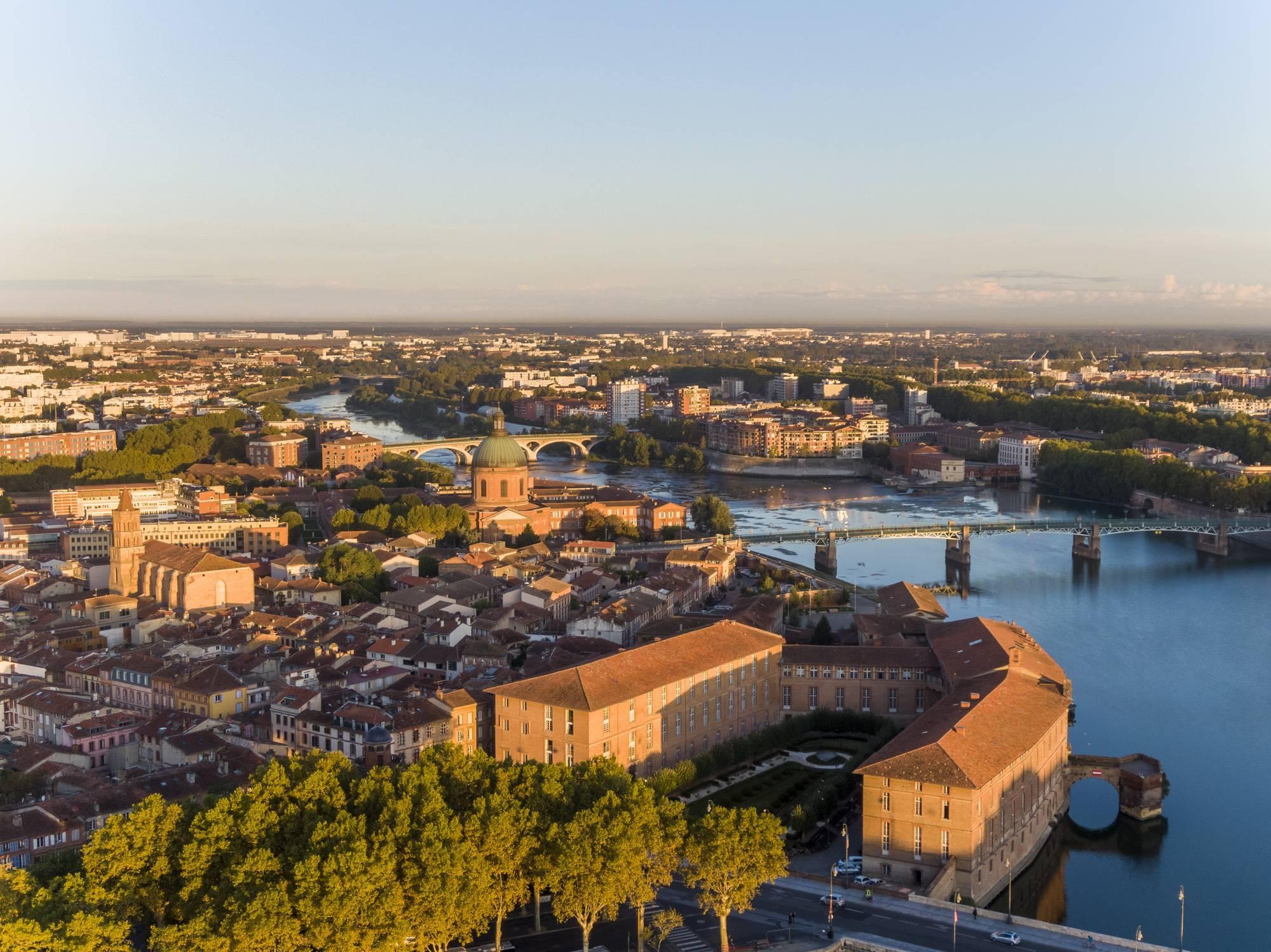 vivre à Toulouse, immobilier investissement